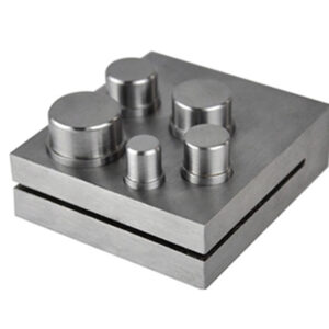 An image of a five-piece jewelry disc cutter set manufactured and sold by Ramelson.